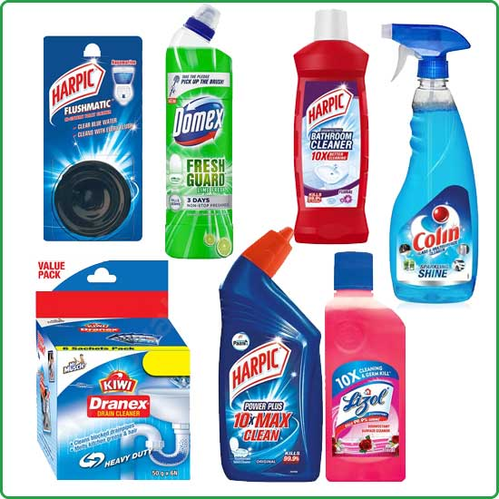 House & Cleaning Needs